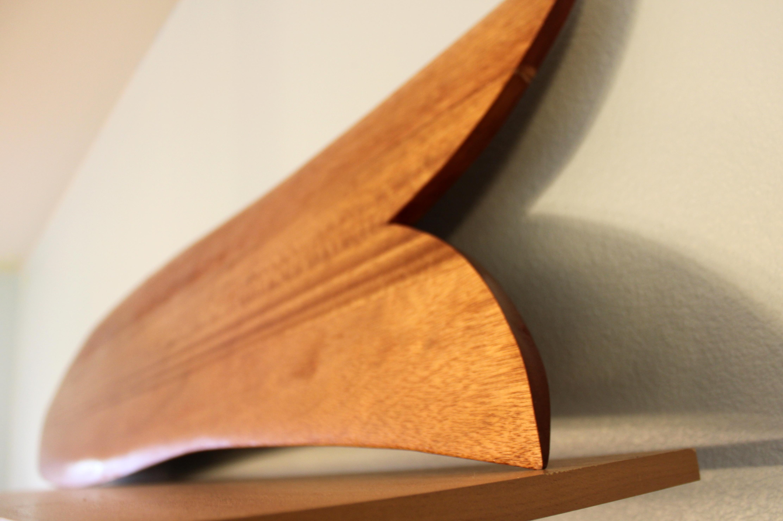 Alaia wooden surfboard - Surf Decor